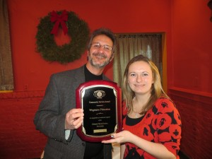 Wegmans of Princeton Award Presentation