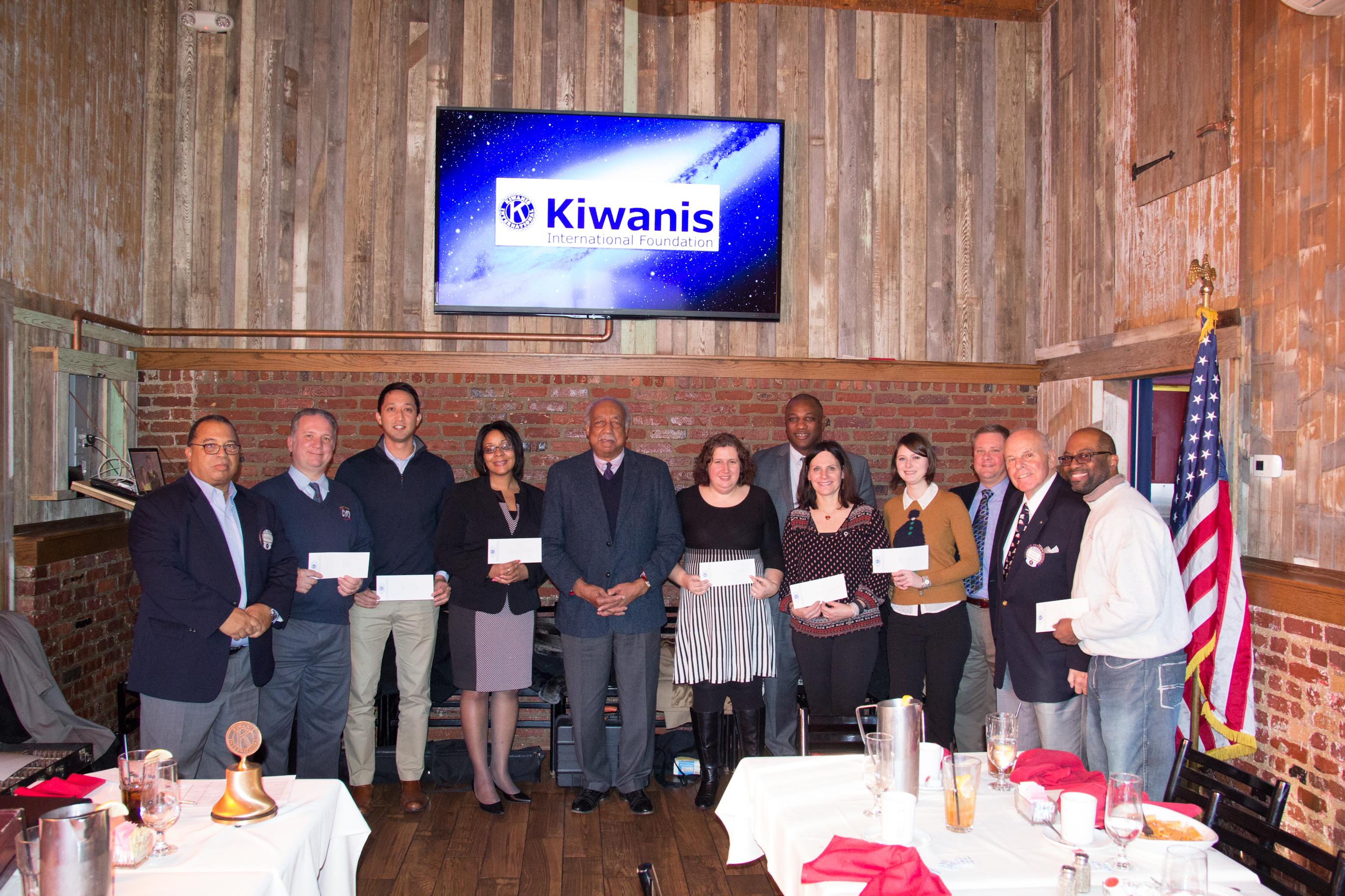 Times Kiwanis Camp Fund Grant Recipients